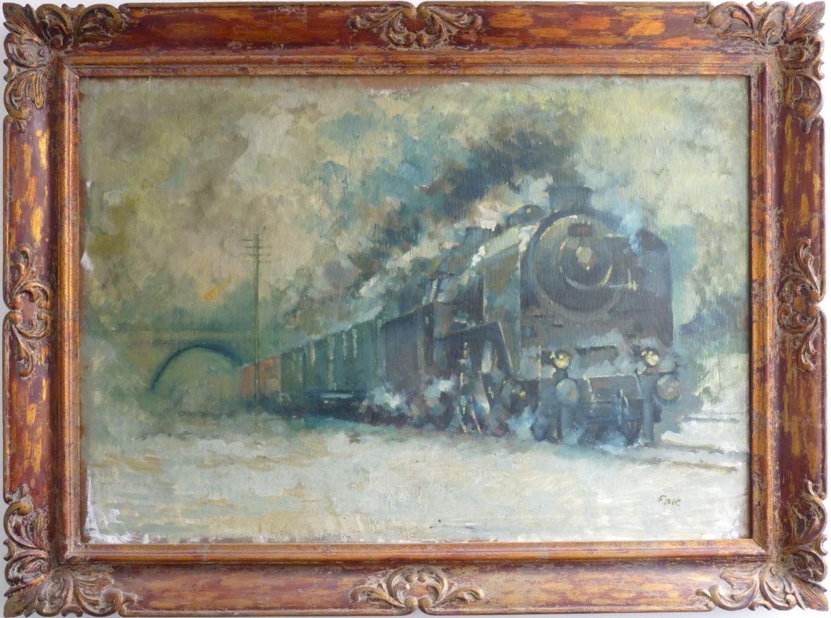 Lokomotiva Mikádo
