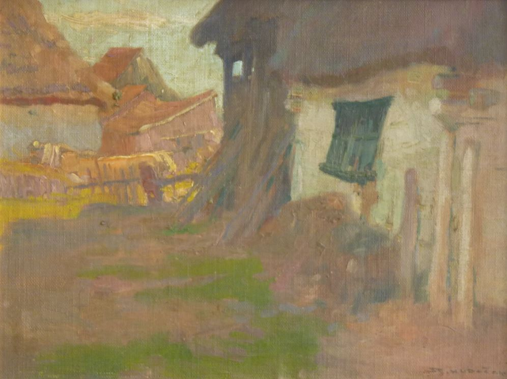 Chalupa z Bydžovské Lhotky
