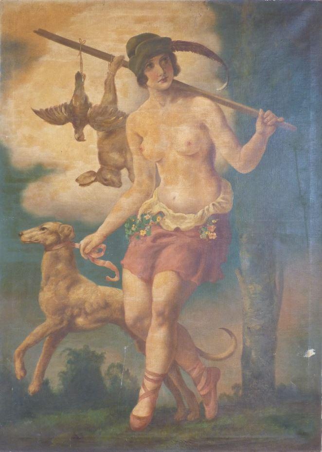 Diana - bohyně lovu