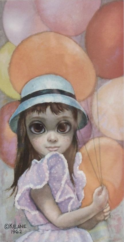 Dívka s balonky