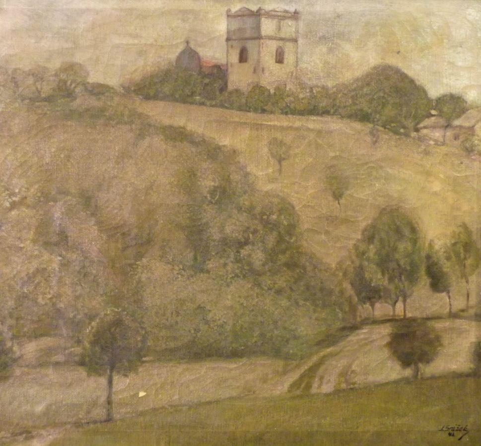 Údolíčko sv. Markéty