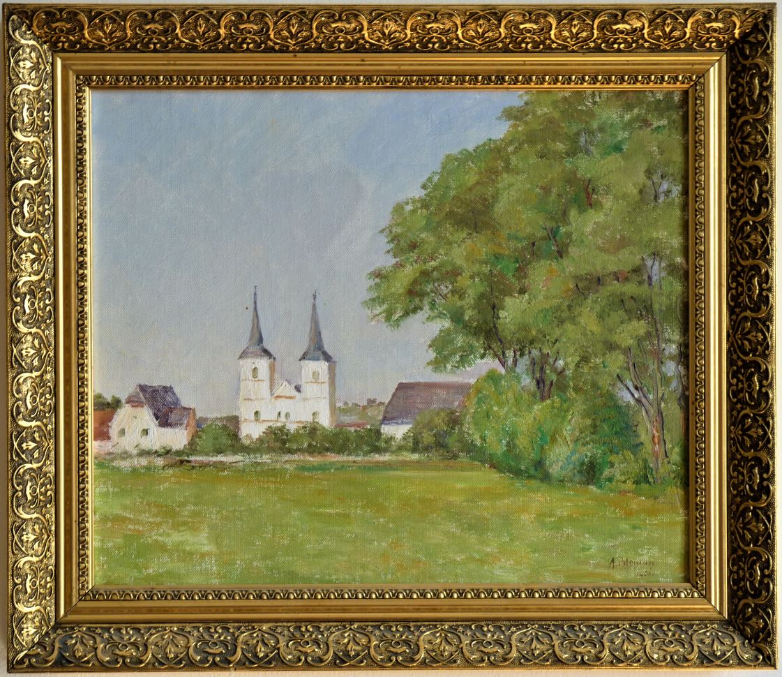 Podlažický kostel