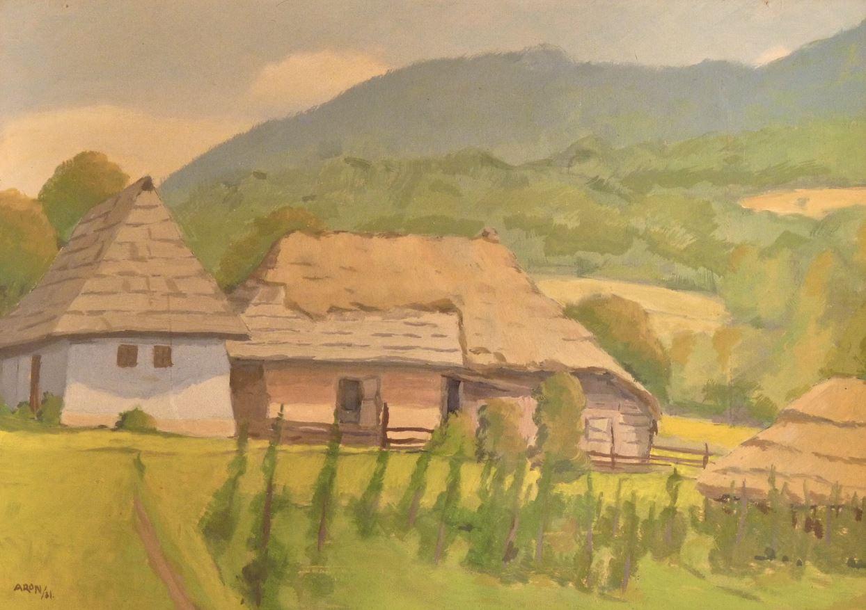 Chata ve Vulšinkách
