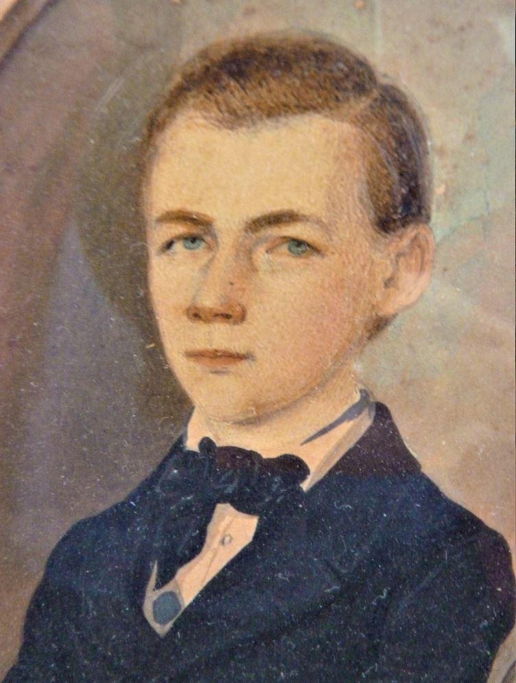 Portrét chlapce