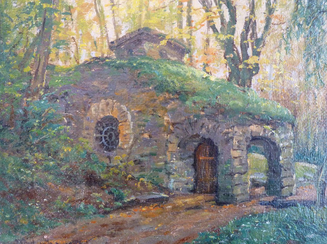 Kaple v Nedošínském háji