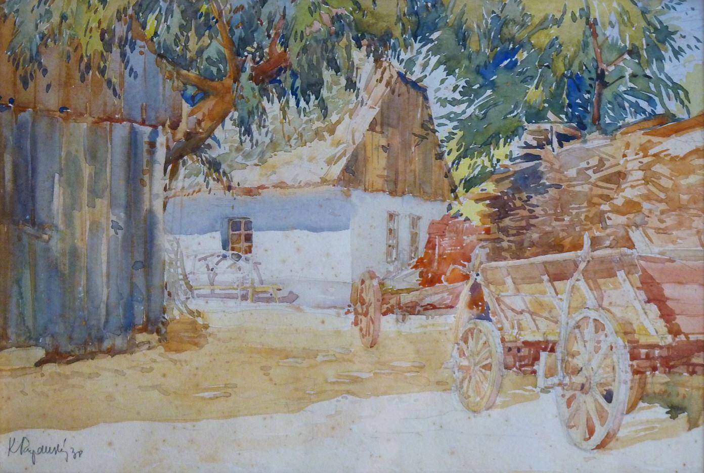Starý domek