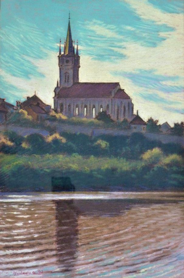 Čáslav, evangelický kostel